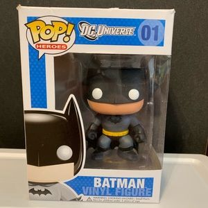 POP Heroes FUNKO- DC UNIVERSE-BATMAN 01- Series 1